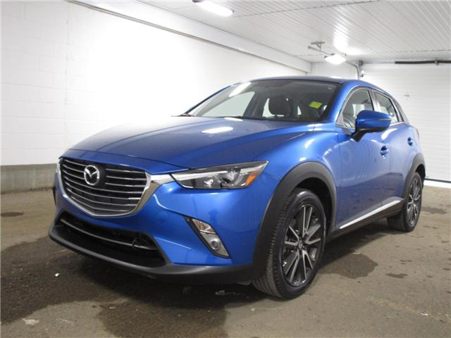 2016 Mazda CX-3 GT (Stk: 1935991 ) in Regina - Image 1 of 28