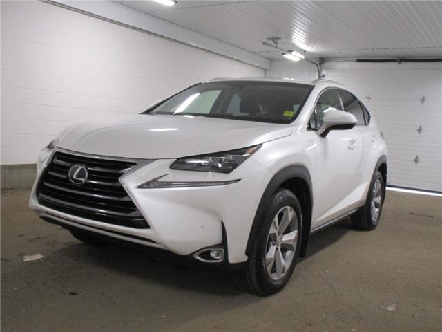 2015 Lexus NX 200t Base (Stk: 1990581) in Regina - Image 1 of 40