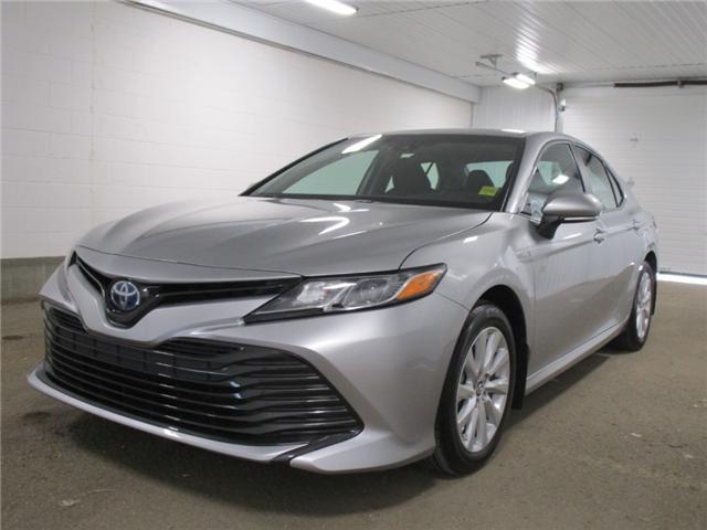 2018 Toyota Camry Hybrid LE (Stk: 1912441) in Regina - Image 1 of 34