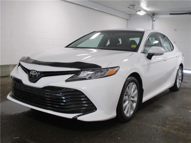 2018 Toyota Camry LE (Stk: 126836) in Regina - Image 1 of 26