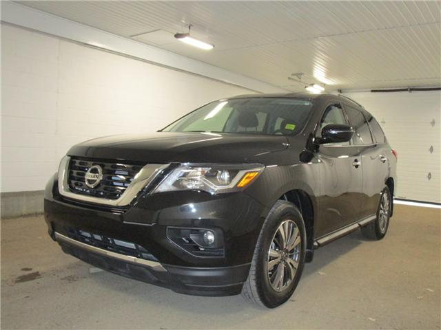 2019 Nissan Pathfinder SV Tech (Stk: F170631 ) in Regina - Image 1 of 31