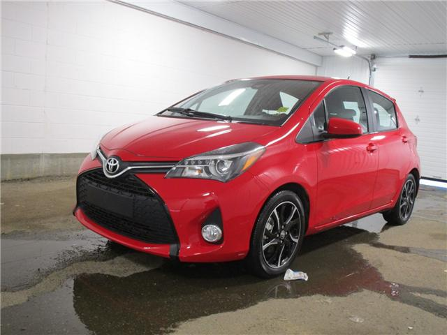 2017 Toyota Yaris SE (Stk: F170721 ) in Regina - Image 1 of 27