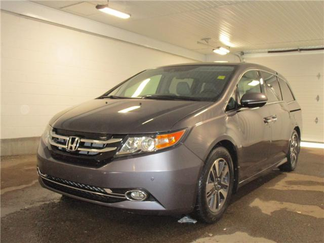 2015 Honda Odyssey Touring (Stk: 1932221 ) in Regina - Image 1 of 36