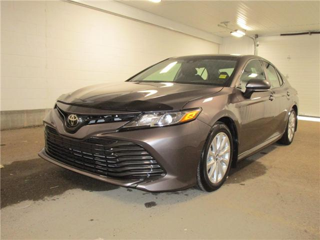 2018 Toyota Camry LE (Stk: 126838  ) in Regina - Image 1 of 28