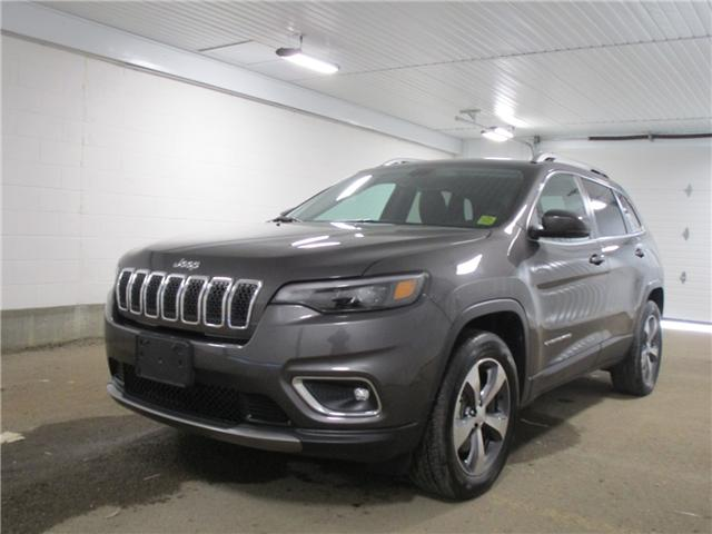 2019 Jeep Cherokee Limited (Stk: F170670 ) in Regina - Image 1 of 26