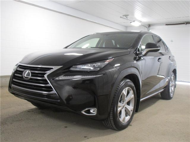 2015 Lexus NX 200t Base (Stk: 127123  ) in Regina - Image 1 of 31