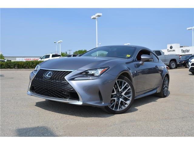 2016 Lexus RC 350 Base (Stk: 126844) in Regina - Image 1 of 37
