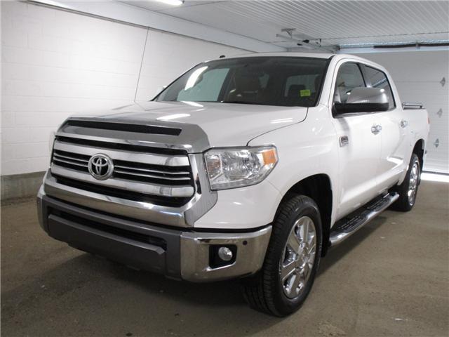 2016 Toyota Tundra Platinum 5.7L V8 (Stk: 127125  ) in Regina - Image 1 of 34