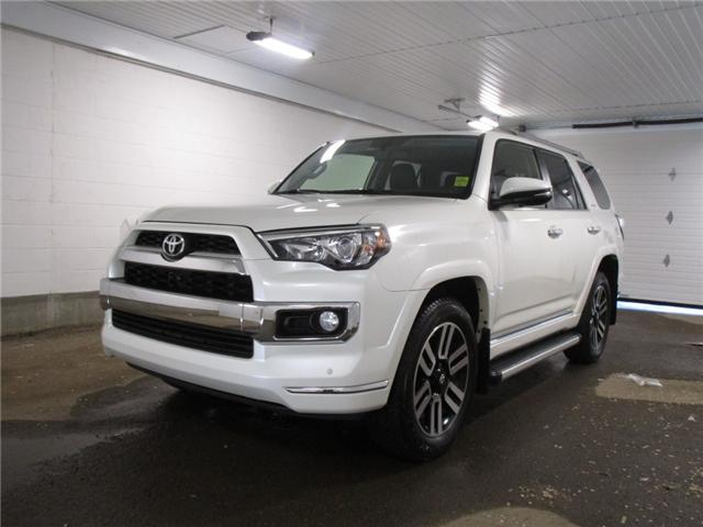 2018 Toyota 4Runner SR5 (Stk: 127126) in Regina - Image 1 of 38