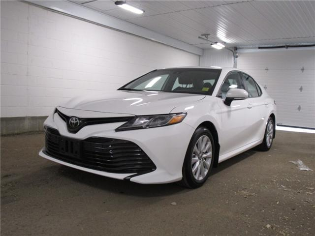 2019 Toyota Camry LE (Stk: F170669) in Regina - Image 1 of 33