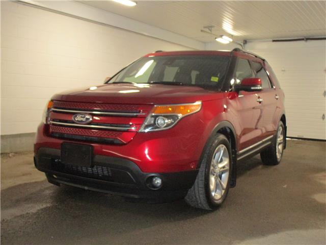 2014 Ford Explorer Limited (Stk: F1708011) in Regina - Image 1 of 34