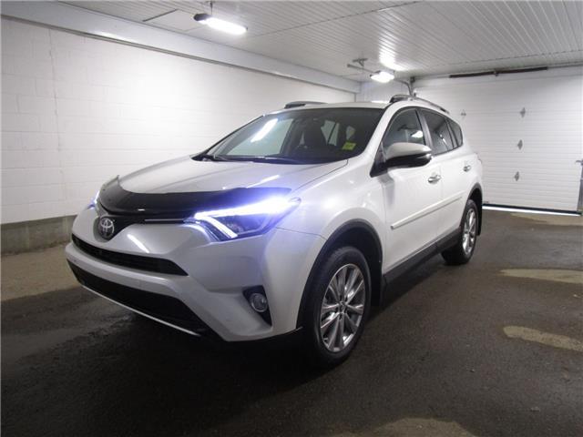 2018 Toyota RAV4 Limited (Stk: 127154) in Regina - Image 1 of 28