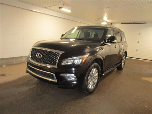 2015 Infiniti QX80 Base 7 Passenger (Stk: 1934071) in Regina - Image 1 of 40