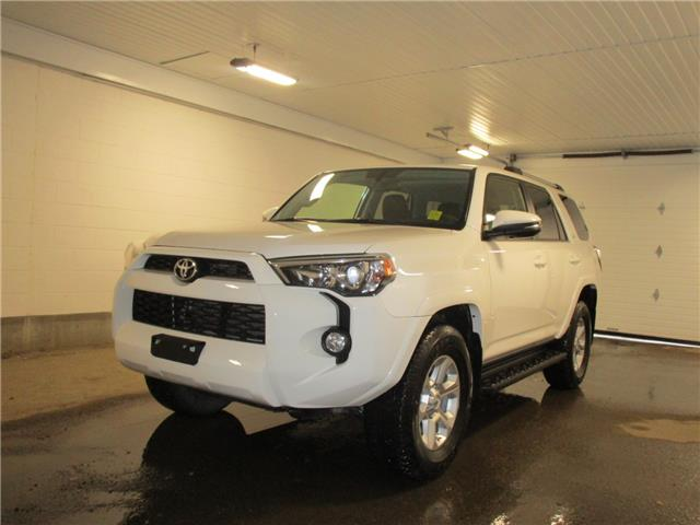2019 Toyota 4Runner SR5 (Stk: F171065 ) in Regina - Image 1 of 36