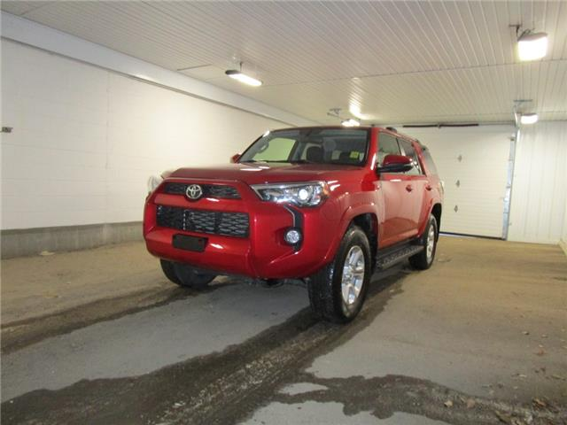 2019 Toyota 4Runner SR5 (Stk: F171064) in Regina - Image 1 of 37
