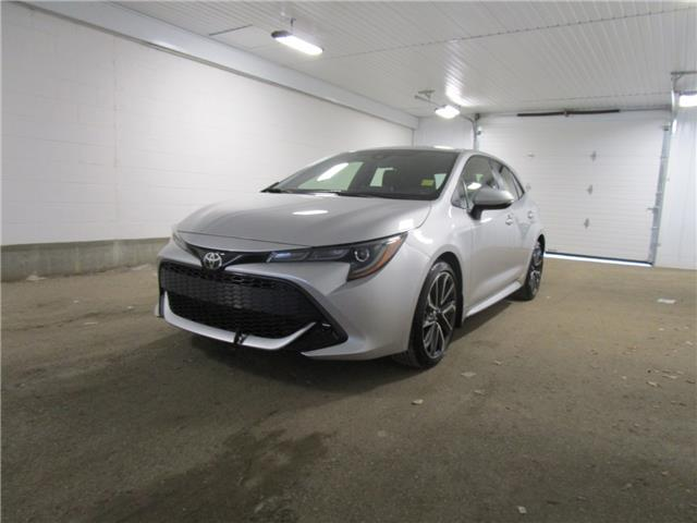 2019 Toyota Corolla Hatchback Base (Stk: 126883) in Regina - Image 1 of 29