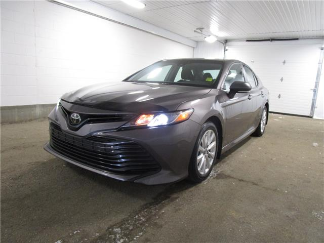 2018 Toyota Camry LE (Stk: 126859) in Regina - Image 1 of 25