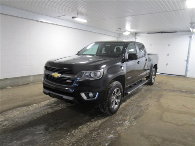 2018 Chevrolet Colorado Z71 (Stk: 2031101) in Regina - Image 1 of 33