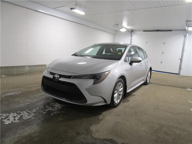 2020 Toyota Corolla LE (Stk: F171235 ) in Regina - Image 1 of 30