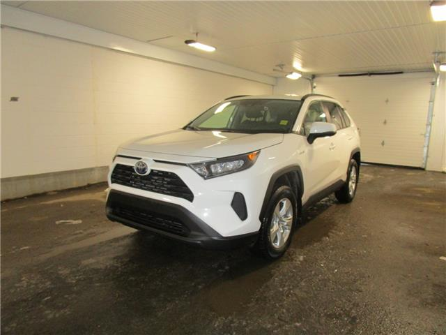 2019 Toyota RAV4 Hybrid LE (Stk: F171239 ) in Regina - Image 1 of 30