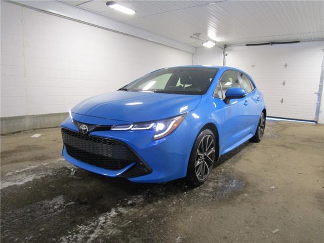 2019 Toyota Corolla Hatchback Base (Stk: 1913491) in Regina - Image 1 of 29