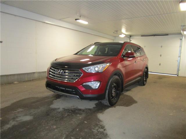2015 Hyundai Santa Fe XL Limited (Stk: 2032951 ) in Regina - Image 1 of 34