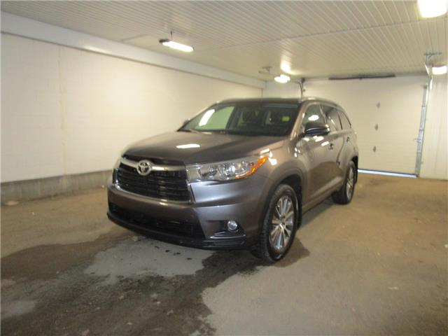 2016 Toyota Highlander XLE (Stk: 2032561 ) in Regina - Image 1 of 36