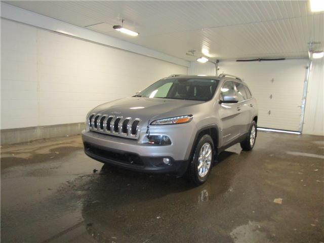 2016 Jeep Cherokee North (Stk: 2032241) in Regina - Image 1 of 30