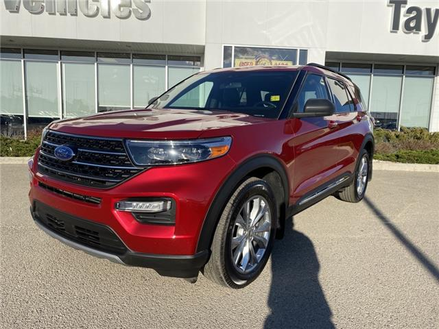 2020 Ford Explorer XLT (Stk: 2032761) in Regina - Image 1 of 27