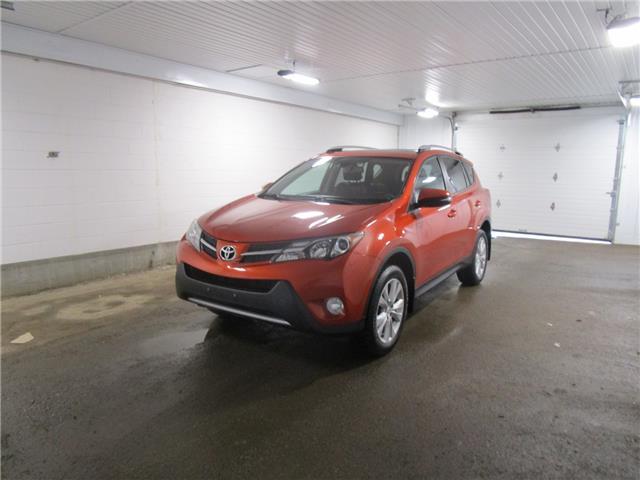 2015 Toyota RAV4 Limited (Stk: 2034431) in Regina - Image 1 of 32