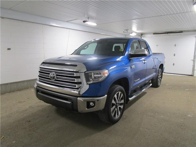 2018 Toyota Tundra Limited 5.7L V8 (Stk: 2035521) in Regina - Image 1 of 31