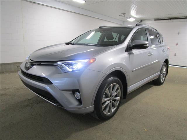2017 Toyota RAV4 Limited (Stk: F171547 ) in Regina - Image 1 of 25