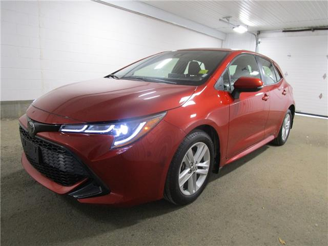 2019 Toyota Corolla Hatchback Base (Stk: F171570 ) in Regina - Image 1 of 25