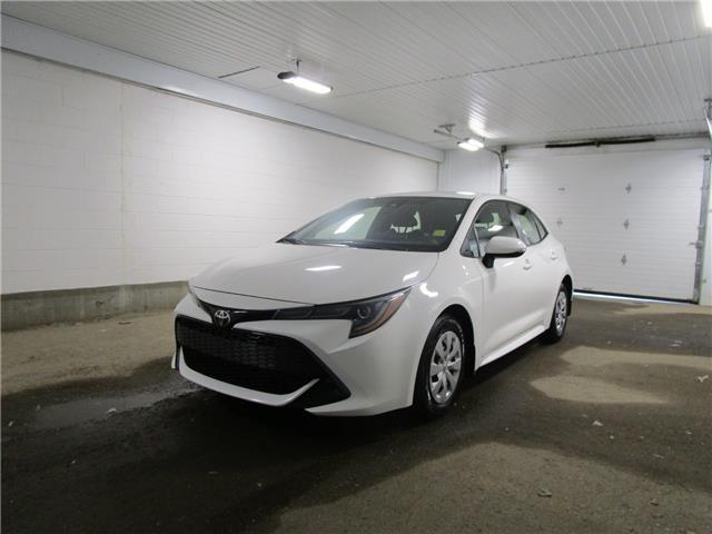 2019 Toyota Corolla Hatchback Base (Stk: F171577 ) in Regina - Image 1 of 31