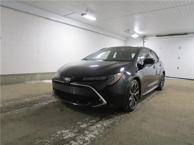 2019 Toyota Corolla Hatchback Base (Stk: 2130741) in Regina - Image 1 of 35
