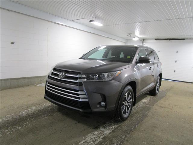 2019 Toyota Highlander XLE (Stk: 2036361) in Regina - Image 1 of 35