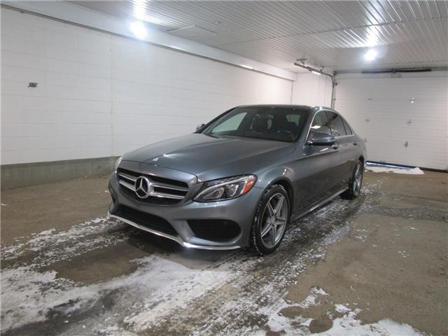 2017 Mercedes-Benz C-Class Base (Stk: 2131571) in Regina - Image 1 of 31