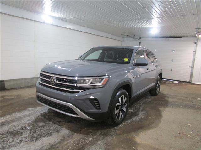 2020 Volkswagen Atlas Cross Sport 2.0 TSI Comfortline (Stk: 2035311) in Regina - Image 1 of 31