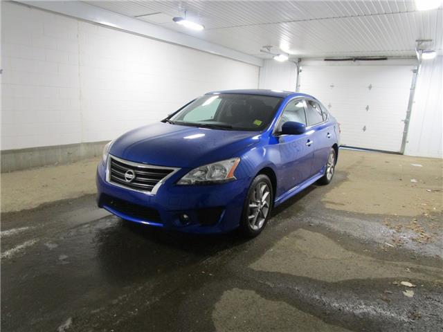 2013 Nissan Sentra  (Stk: 2130501) in Regina - Image 1 of 27