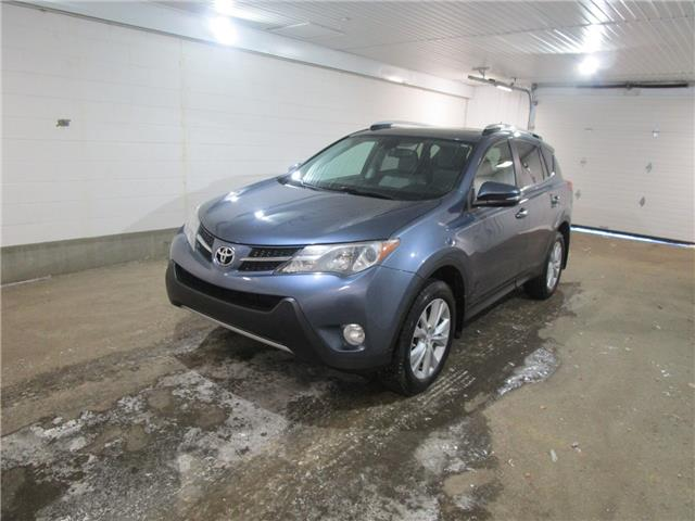 2013 Toyota RAV4 Limited (Stk: 2131381) in Regina - Image 1 of 33