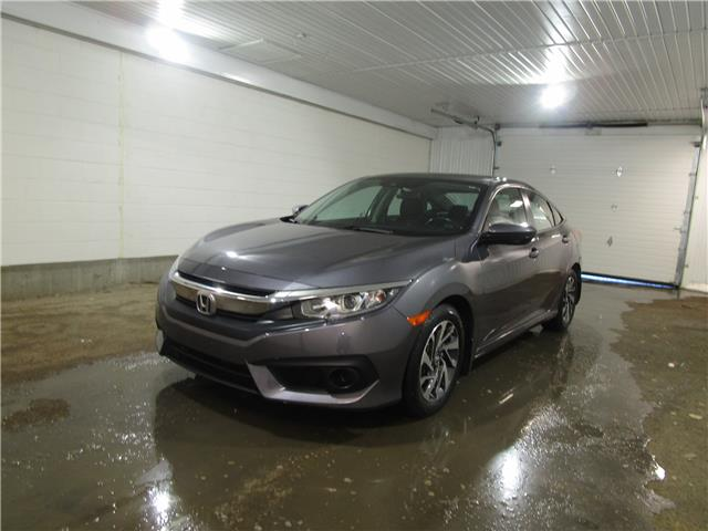 2018 Honda Civic SE (Stk: F1717371) in Regina - Image 1 of 26