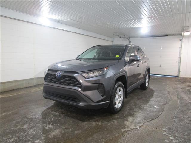 2019 Toyota RAV4 Hybrid LE (Stk: 2133221) in Regina - Image 1 of 34