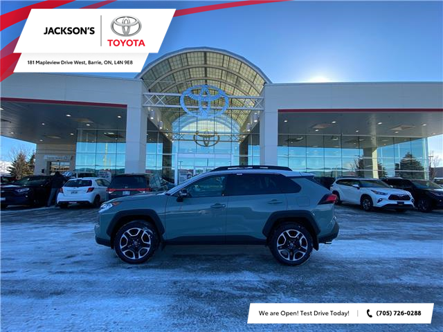 2021 Toyota RAV4 Trail (Stk: 15397) in Barrie - Image 1 of 8