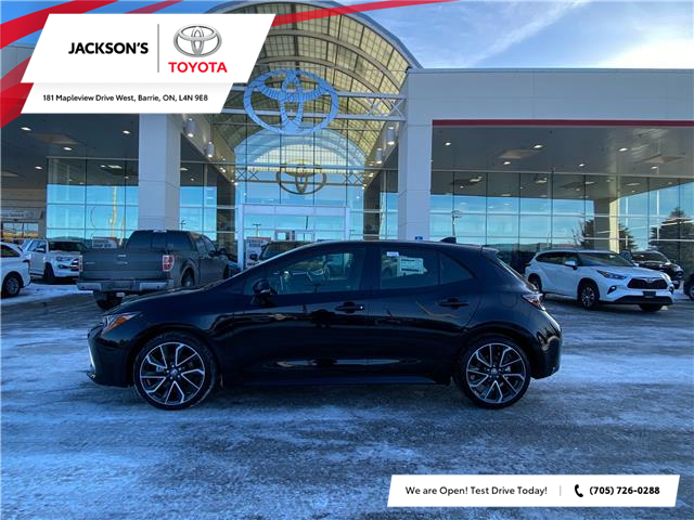2021 Toyota Corolla Hatchback Base (Stk: 17418) in Barrie - Image 1 of 8