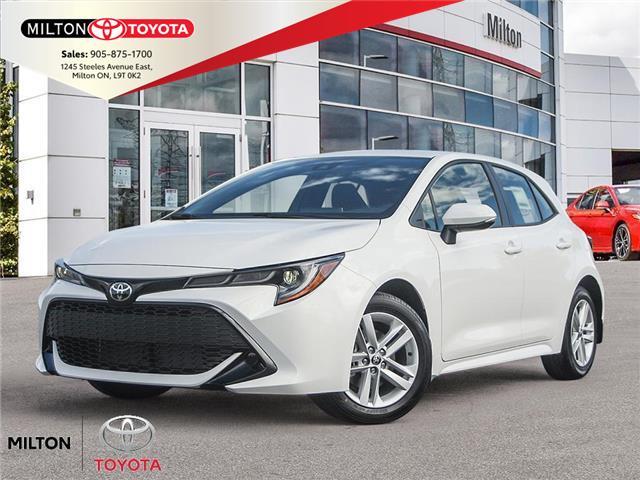 2021 Toyota Corolla Hatchback Base (Stk: 118041) in Milton - Image 1 of 23