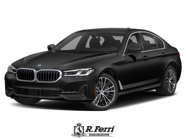 2021 BMW 540i xDrive (Stk: 29844) in Woodbridge - Image 1 of 9