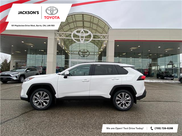 2021 Toyota RAV4 XLE (Stk: 19164) in Barrie - Image 1 of 8
