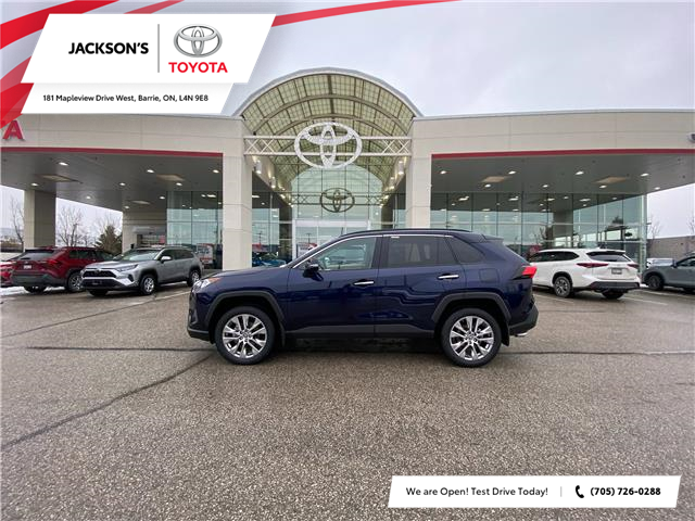 2021 Toyota RAV4 Limited (Stk: 17053) in Barrie - Image 1 of 8
