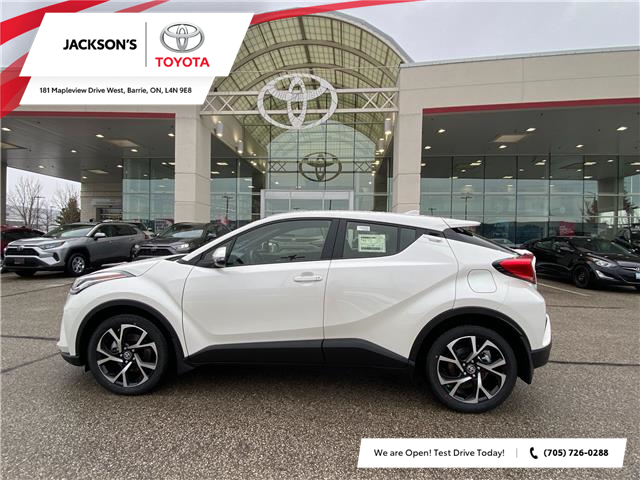 2021 Toyota C-HR XLE Premium (Stk: 13577) in Barrie - Image 1 of 8