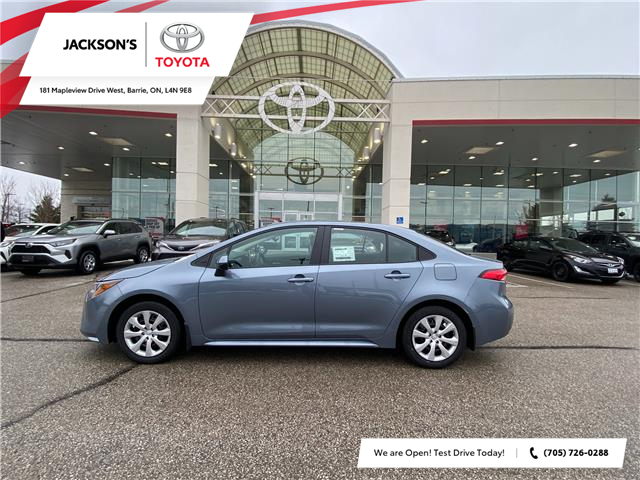 2021 Toyota Corolla LE (Stk: 13781) in Barrie - Image 1 of 8